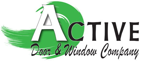 Active Door & Window Company Logo